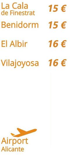 precios express 4